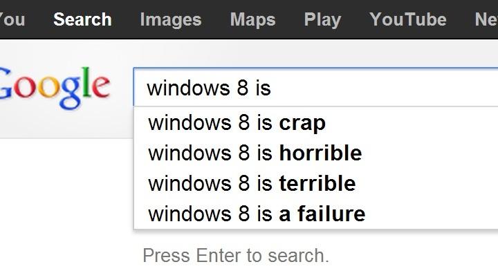 doncharisma, don charisma, google.com.au windows 8 is ... search