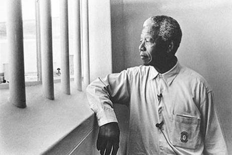 doncharisma, don charisma, Nelson Mandela in Prison