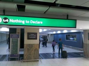 nothing to declare 497x