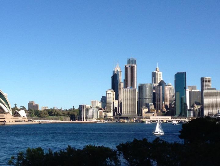 DonCharisma.com, Don Charisma, Chris Herron Sydney Harbour Panorama Aug-2013