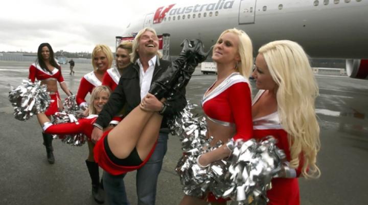DonCharisma.com, Don Charisma, Lucky Richard Branson!