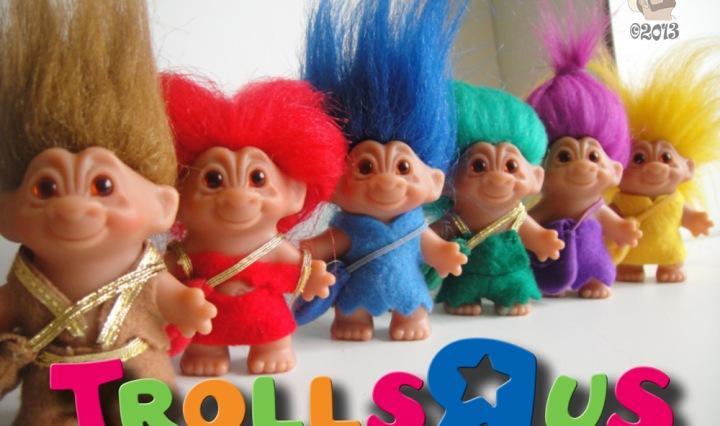 DonCharisma.com, Don Charisma, Six Trolls-R-Us