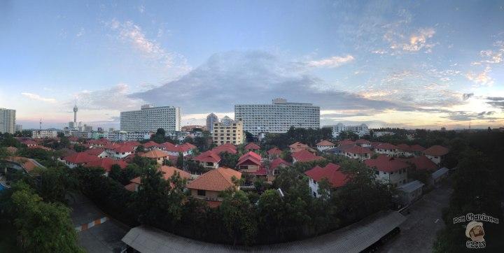 DonCharisma.com, Don Charisma, Thailand Balcony Panorama Aug-2013