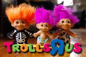 DonCharisma.com, Don Charisma, Three Trolls-R-Us