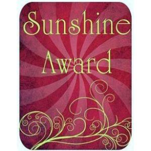 DonCharisma, Don Charisma, Sunshine Award