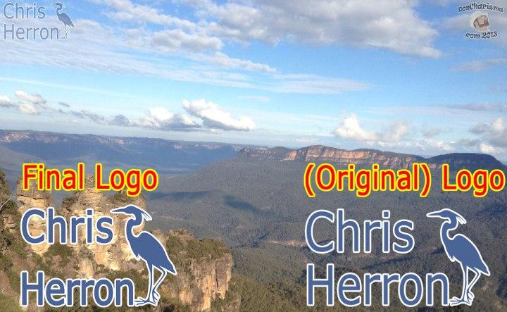 DonCharisma.com, Don Charisma, Chris Herron Logo Conclusion
