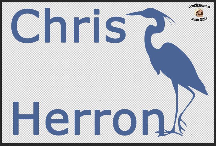 DonCharisma.com, Don Charisma, Chris Herron Moved