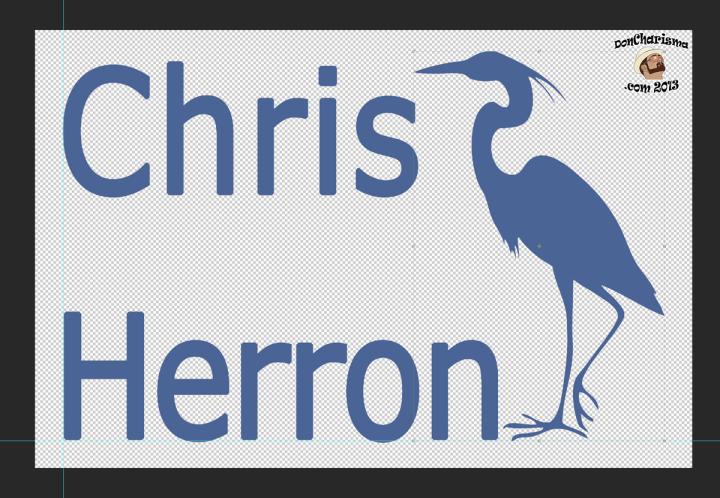 DonCharisma.com, Don Charisma, Chris Herron Nearly Finished