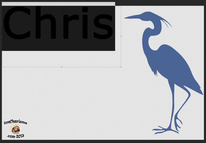 DonCharisma.com, Don Charisma, Chris Selected