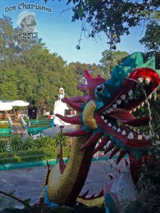DonCharisma.org Attacking Escaping Dragon 2 - Big Buddha Hill