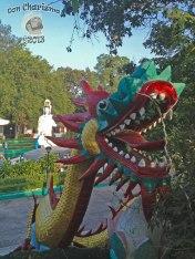 DonCharisma.org Attacking Escaping Dragon - Big Buddha Hill