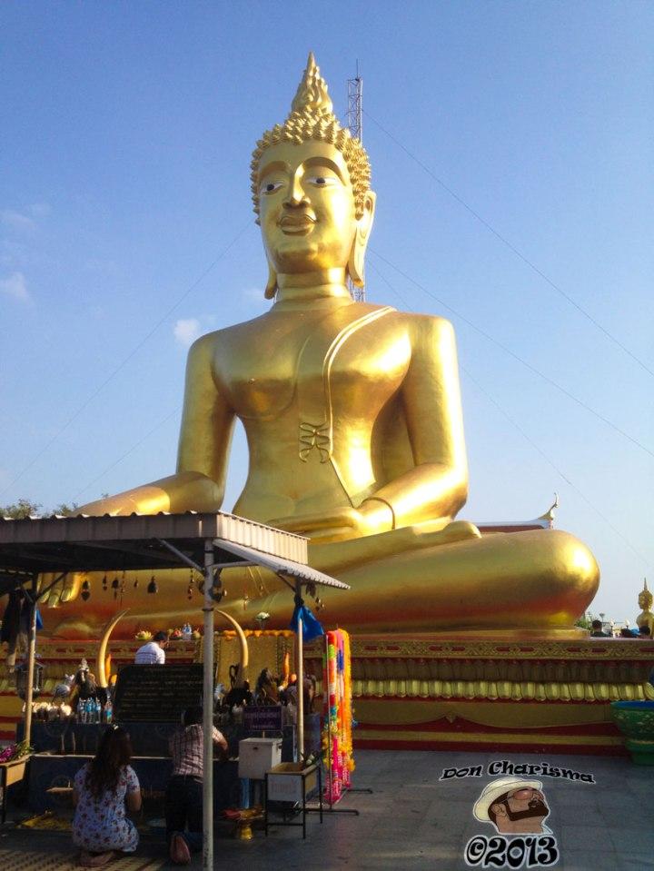 DonCharisma.org Big Buddha