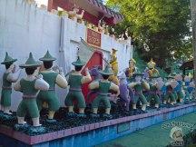 DonCharisma.org Chinese Battle Scene - Lower Big Buddha Hill