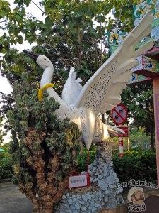 DonCharisma.org Chinese Crane - Big Buddha Hill