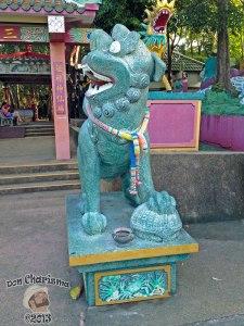 DonCharisma.org Chinese Dog And Dragon - Big Buddha Hill