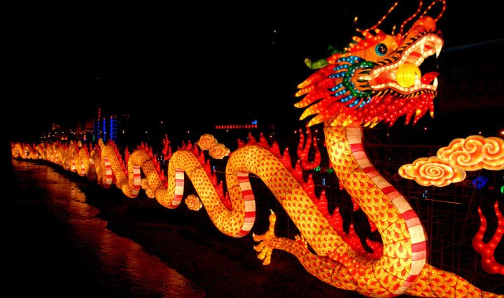 DonCharisma.org, Don Charisma, Chinese Dragon
