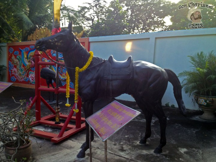 DonCharisma.org Chinese Horse Big Buddha Hill