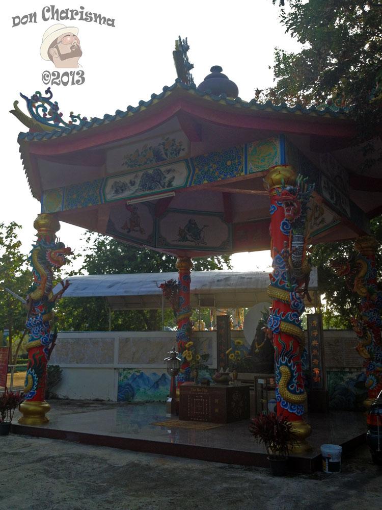 DonCharisma.org Chinese Shrine 2 - Big Buddha Hill