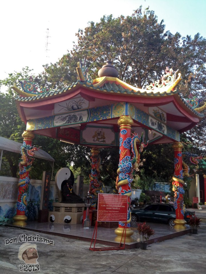 DonCharisma.org Chinese Shrine - Big Buddha Hill