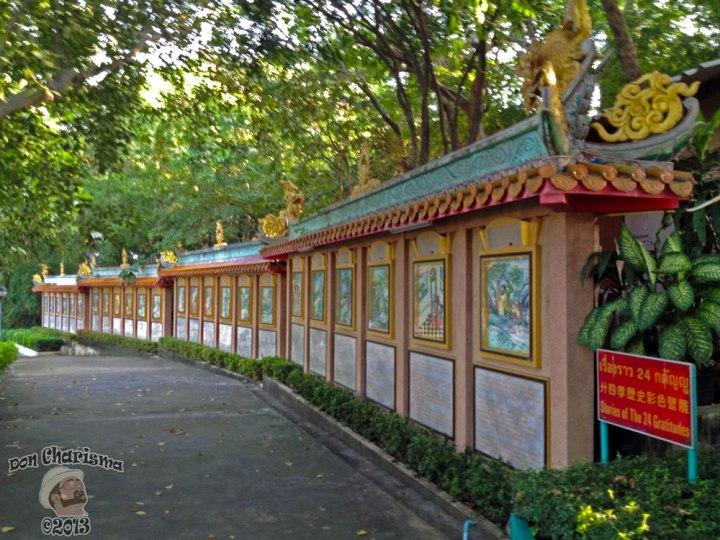DonCharisma.org Chinese Story Wall 2 - Big Buddha Hill