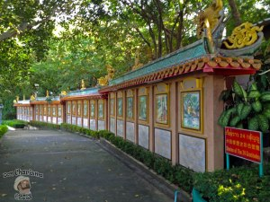 DonCharisma.org Chinese Story Wall - Big Buddha Hill