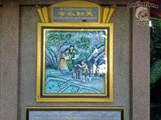 DonCharisma.org Chinese Story Wall Picture - Big Buddha Hill