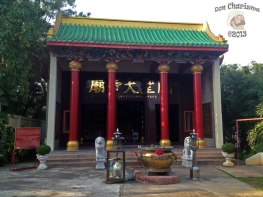 DonCharisma.org Chinese Temple - Big Buddha Hill