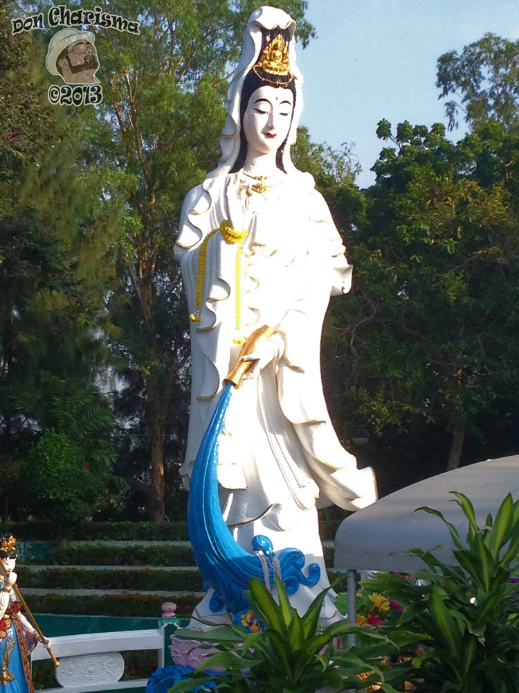 DonCharisma.org Lady Of The Lake - Big Buddha Hill