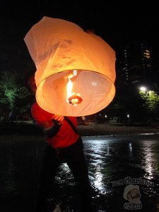DonCharisma.org Loy Catong How To Do A Sky Lantern 1