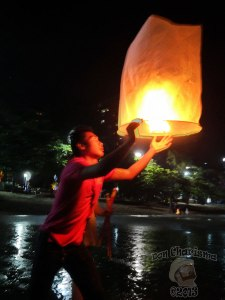 DonCharisma.org Loy Catong How To Do A Sky Lantern 4