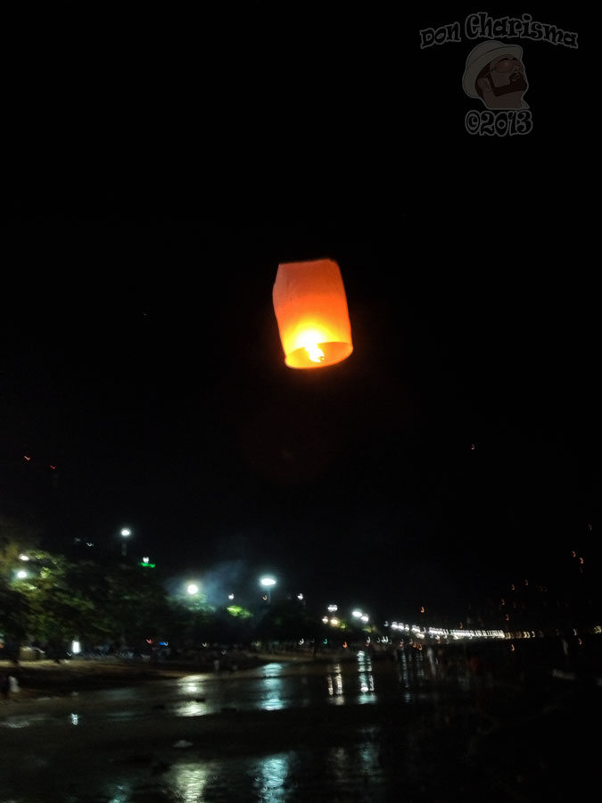 DonCharisma.org Loy Catong How To Do A Sky Lantern 5