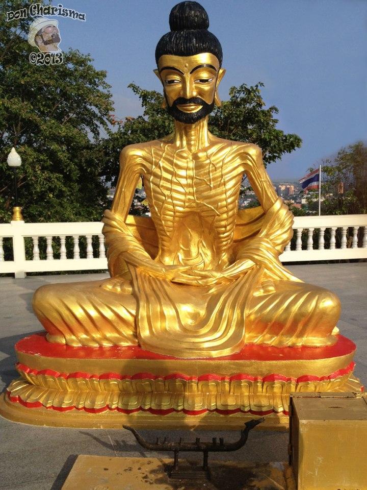 DonCharisma.org Minor Buddha 6