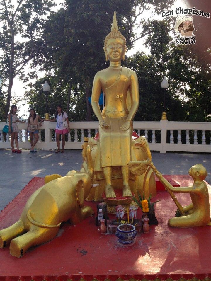 DonCharisma.org Minor Buddha 7