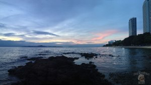 DonCharisma.org Sunset Beach Panorama 2 PTGui (6w-x-1h-P)