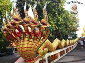 DonCharisma.org Thai Eight Headed Dragon