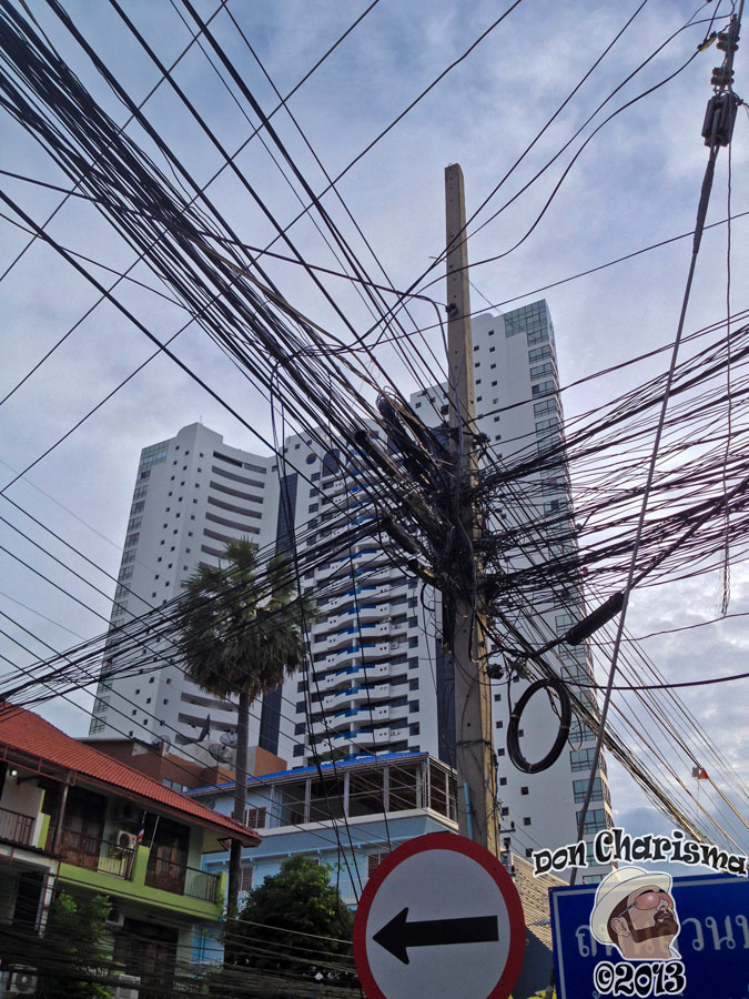 Building Power Cable : Streetscape big sky power cable heaven don charisma
