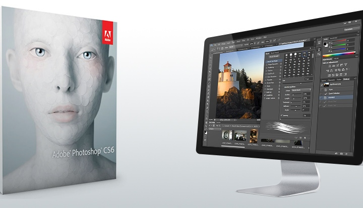 Adobe Photoshop CS6 Box