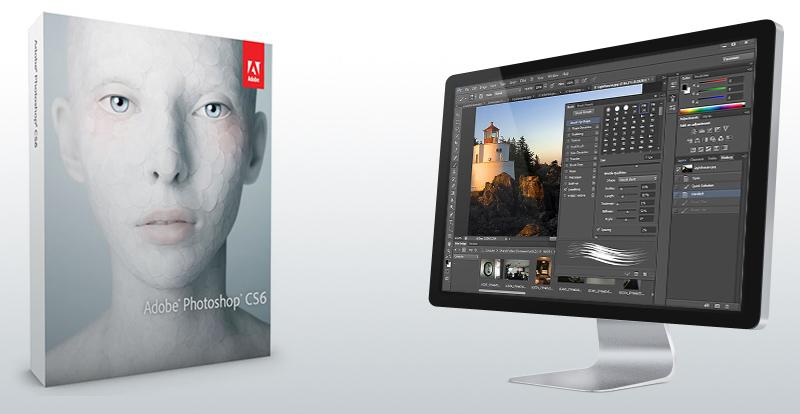 Adobe Photoshop CS6 Box