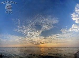 DonCharisma.org Beach Sunset Big Sky Dec-2013 (PTGui-35xP)