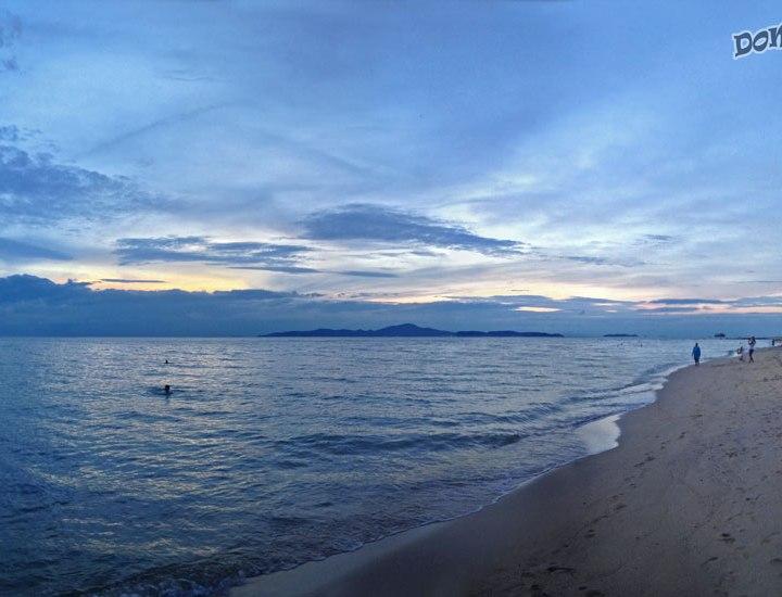 DonCharisma.org Beach Sunset Panorama 3 - PTGUI-6w-x-1h-P