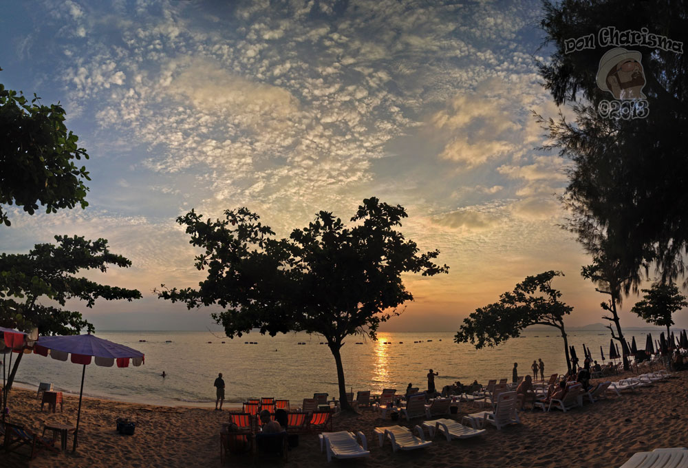 DonCharisma.org Beach Sunset Scene PTGui