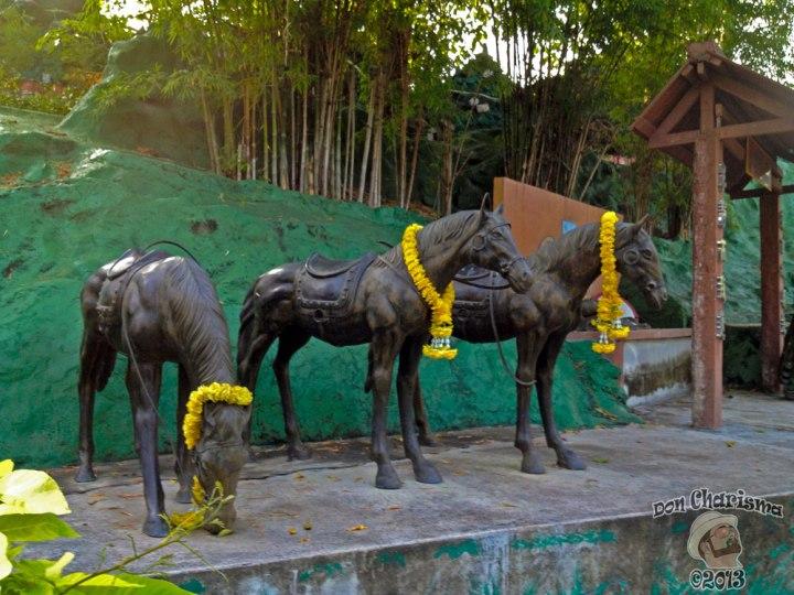 DonCharisma.org Chinese Horses - Big Buddha Hill