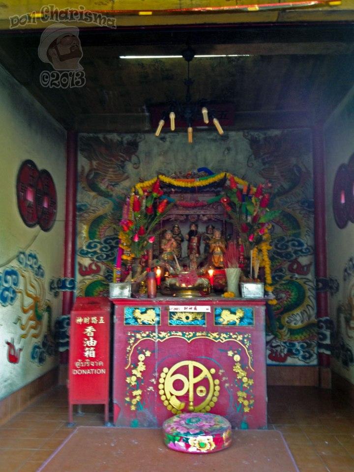 DonCharisma.org Chinese Shrine Donation - Big Buddha Hill