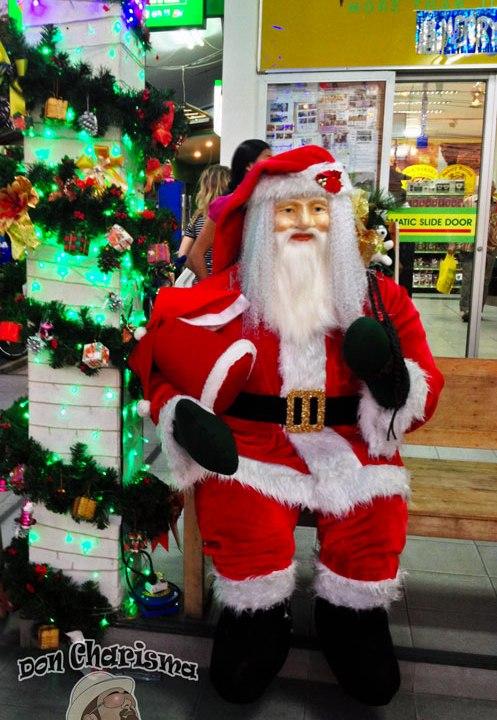 DonCharisma.org Christmas Santa Claus
