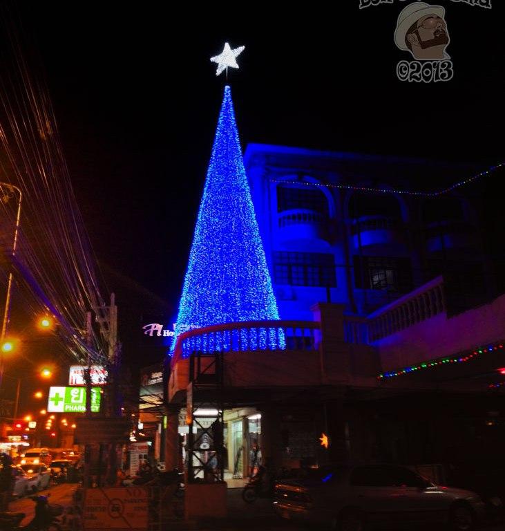 DonCharisma.org Christmas Tree Night MS-ICE-1w-x-3h-L