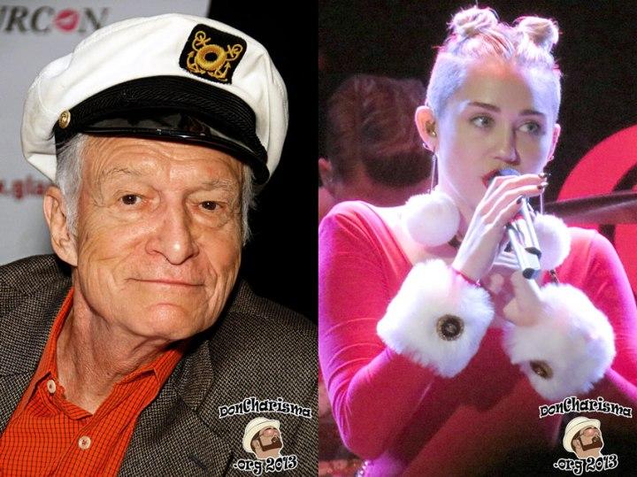 DonCharisma.org Hugh Hefner Miley Cyrus Wikipedia