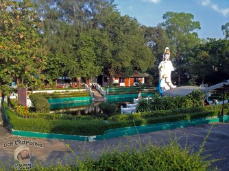 DonCharisma.org Pond And Lady Of The Lake - Big Buddha Hill