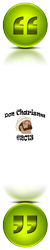 DonCharisma.org Quote Icon Double Small