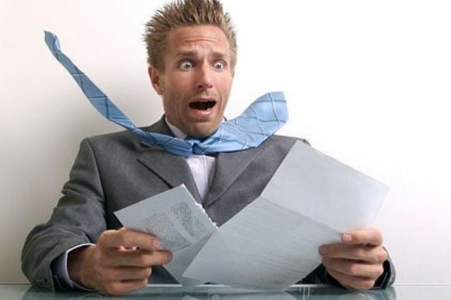 DonCharisma.org Shock At Receiving Bills