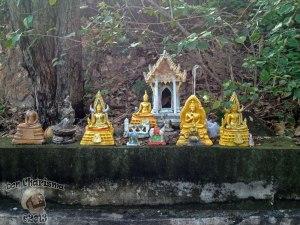 DonCharisma.org Shrine Round The Back - Big Buddha Hill